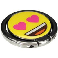 Emoji Heart Eyes Mobile Spin Grip - Accessories Gifts