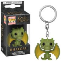 Game of Thrones Rhaegal Pop! Keychain - Game Of Thrones Gifts