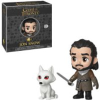Funko 5 Star Vinyl Figure: Game of Thrones - Jon Snow - Game Of Thrones Gifts