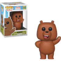 We Bare Bears Grizzly Pop! Vinyl Figure - Bears Gifts