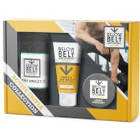 Below the Belt Grooming Gift Box - The Active Triple Set