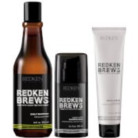 Redken Brews Men's Bundle