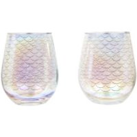 Sunnylife Stemless Cocktail Glasses - Magical Sea