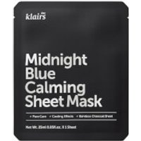 Dear, Klairs Midnight Blue Calming Sheet Mask 25ml