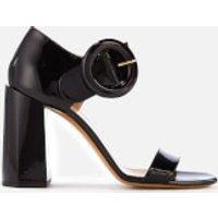 Mulberry Women's Block Heeled Sandals - Black - EU 36/UK 3 - Black