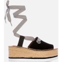 see-by-chlo-womens-tie-up-espadrille-mid-wedge-sandals-black-eu-40uk-7-black