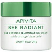 APIVITA Bee Radiant Age Defense Illuminating Cream - Light Texture 50ml