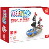Pirate Ship Construction Set - Construction Gifts