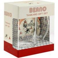 Beano Glass Tankard and Coasters Gift Set - Beano Gifts