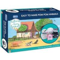 Image of RSPCA Easy to Make Pom Pom Animals
