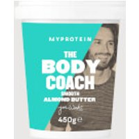 The Body Coach Almond Butter - 450g - Original - Smooth