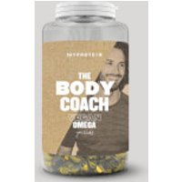 The Body Coach Vegan Omega-3 - 90tablets - Unflavoured