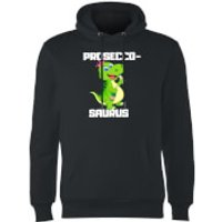 Be My Pretty Proseco-Saurus Hoodie - Black - XXL - Black