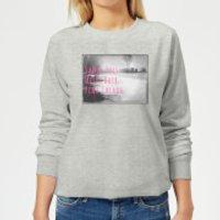 Be My Pretty Pina Colada Women's Sweatshirt - Grey - XS - Grey