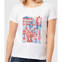 American Horror Story Freakhouse Tools Women's T-Shirt - White - 5XL - White - Tools Gifts