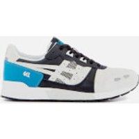 Asics Men's Lifestyle Gel-Lyte Trainers - Teal Blue/Glacier Grey - UK 11 - Blue