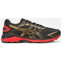 Asics Men's Running Gt-2000 7 Trainers - Black/Rich Gold - UK 9 - Black