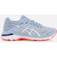 Asics Women's Running GT-2000 7 Trainers - Mist/White - UK 5 - Blue