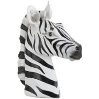 Zebra Head Decoration - Zebra Gifts