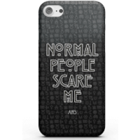 American Horror Story Normal People Scare Me Phonecase Phone Case for iPhone and Android - iPhone 7 Plus - Tough Case - Gloss - People Gifts