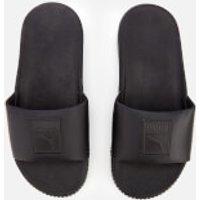 Puma Women's Platform Slide Sandals - Puma Black/Puma Black - UK 5 - Black