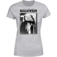 Halloween Framed Mike Myers Women's T-Shirt - Grey - XXL - Grey