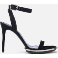 Alexander Wang Cady Halo Heeled Sandals - Black