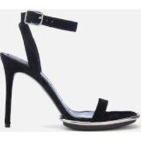 Alexander Wang Women's Cady Halo Heeled Sandals - Black - UK 4 - Black