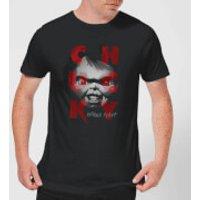 Camiseta Chucky Play Time - Hombre - Negro - S - Negro