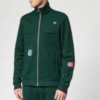 Champion X WOOD WOOD Men's Tony Full Zip Sweatshirt - Green - L - Green