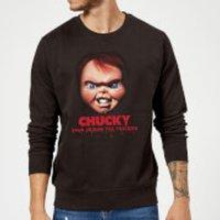 Sudadera Chucky Friends Till The End - Hombre - Negro - XXL - Negro