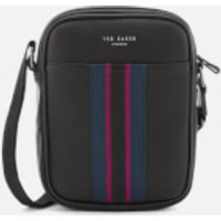 Ted Baker Men's Jets Webbing Flight Bag - Black