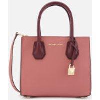 Michael Michael Kors Mercer Acordion Messenger Bag - Rose Multi