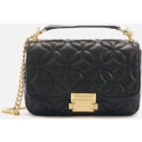 MICHAEL MICHAEL KORS Women's Sloan Chain Shoulder Bag - Black Flora