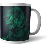 Taza Universal Monsters La mujer y