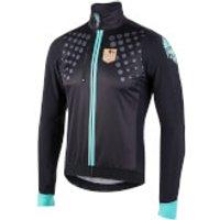 Bianchi Sarentino Jacket - L - Black/Green