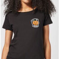 Halloween Let's Get Smashed Women's T-Shirt - Black - M - Black