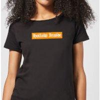 Halloween Hollow Inside Women's T-Shirt - Black - XS - Black - Halloween Gifts