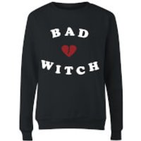 Bad Witch Women's Sweatshirt - Black - XXL - Black
