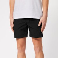 Orlebar Brown Men's Bulldog Tape Swim Shorts - Black - L - Black