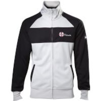 Resident Evil Men's Umbrella Operative Track Jacket - White - M - White