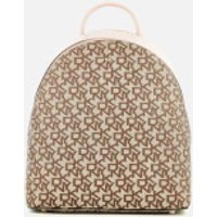 Dkny Bryant Park Medium Backpack - Beige
