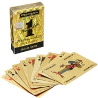 Waddingtons No. 1 Playing Cards - Gold Edition - Playing Cards Gifts