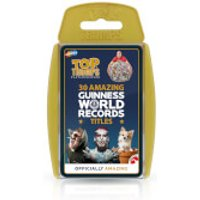Top Trumps Card Game - Guinness World Records Edition - Guinness Gifts