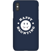 Happy Haunting Phone Case for iPhone and Android - iPhone 7 - Tough Case - Gloss