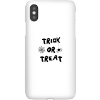 Trick Or Treat Phone Case for iPhone and Android - Samsung Note 8 - Snap Case - Matte