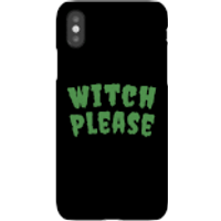 Witch Please Phone Case for iPhone and Android - iPhone 6S - Tough Case - Gloss