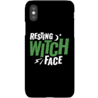 Resting Witch Face Phone Case for iPhone and Android - Samsung S6 Edge - Snap Case - Gloss