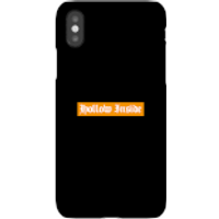 Hollow Inside Phone Case for iPhone and Android - iPhone 8 - Snap Case - Gloss