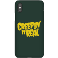 Creepin It Real Phone Case for iPhone and Android - iPhone 6S - Snap Case - Gloss